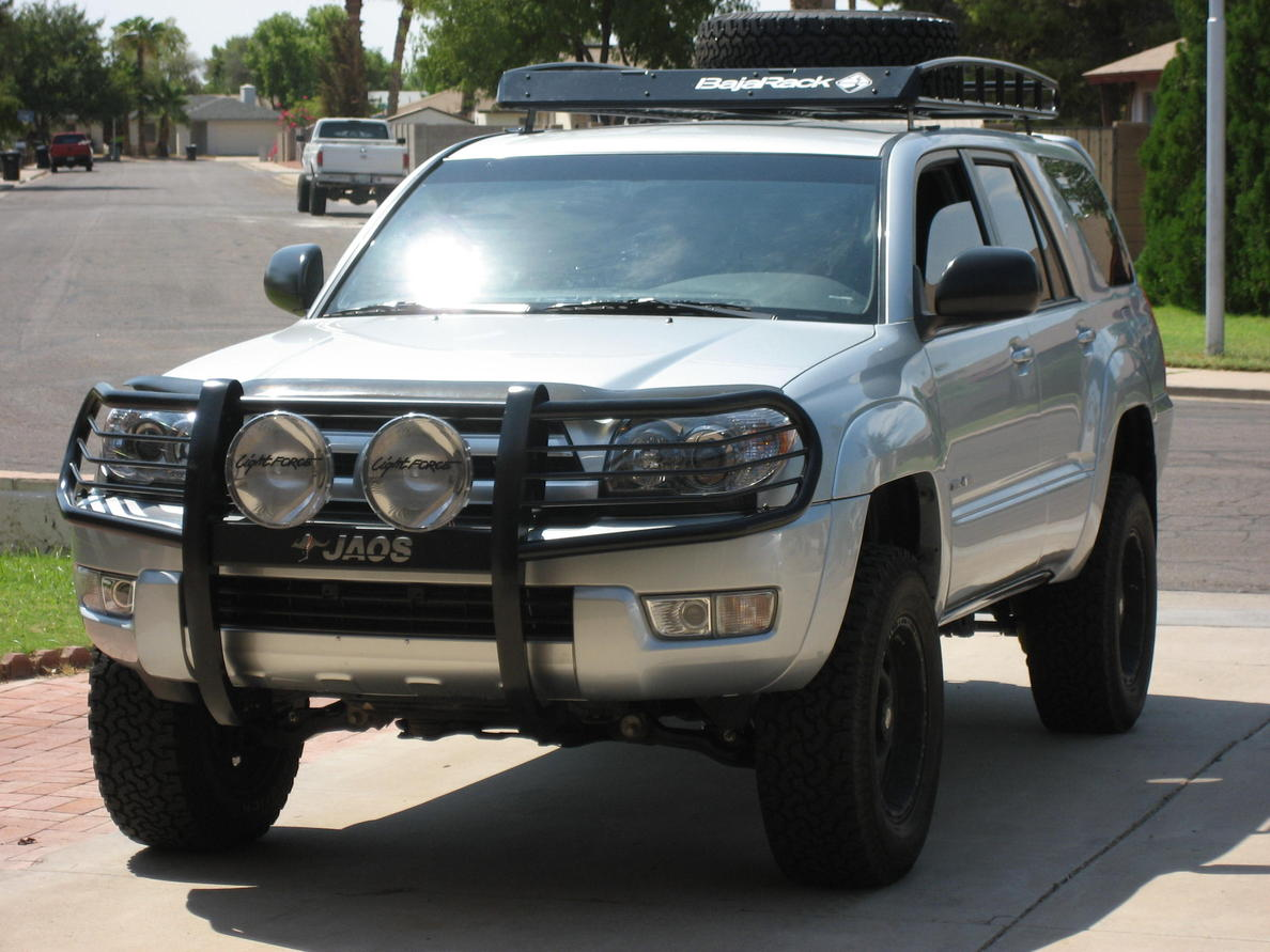 Bull Bars For Toyota 4runner