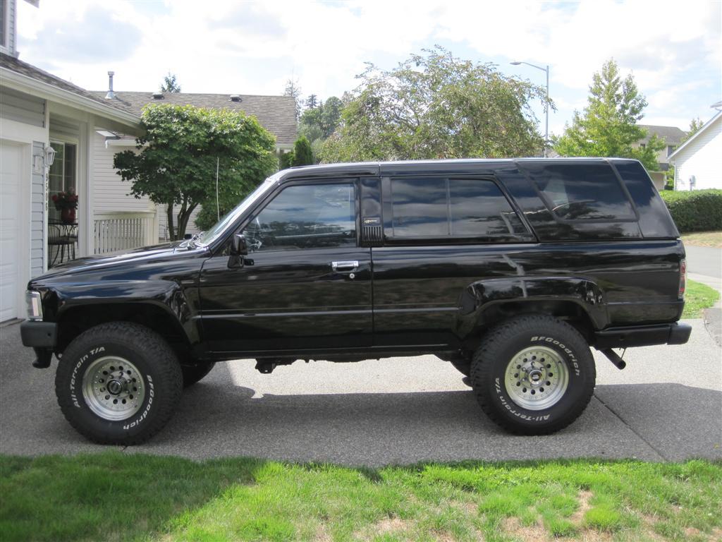 89 4runner For Sale Fully Restored Inside Amp Out Toyota