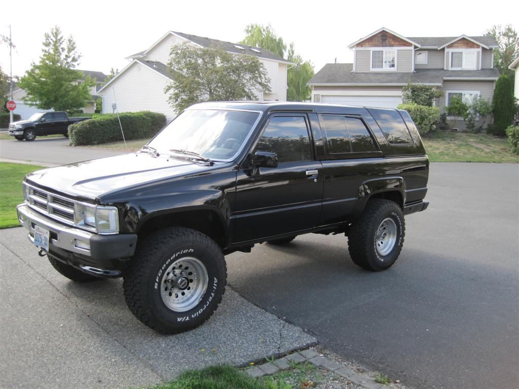 89 4runner For Sale Fully Restored Inside Out Toyota 92 Camry Fuel Filter Location 023 Large 1195 Kb