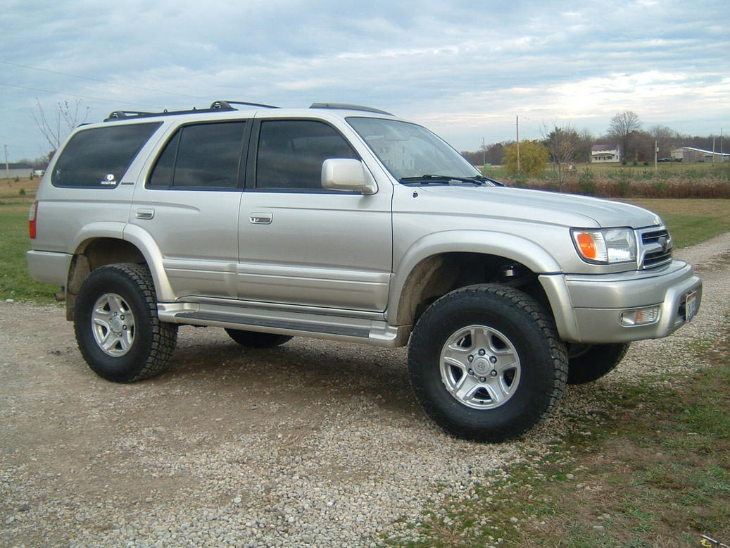 "Toyota Columbus Ohio >> Considering Selling my 99 4Runner Limited ""Silver ..."