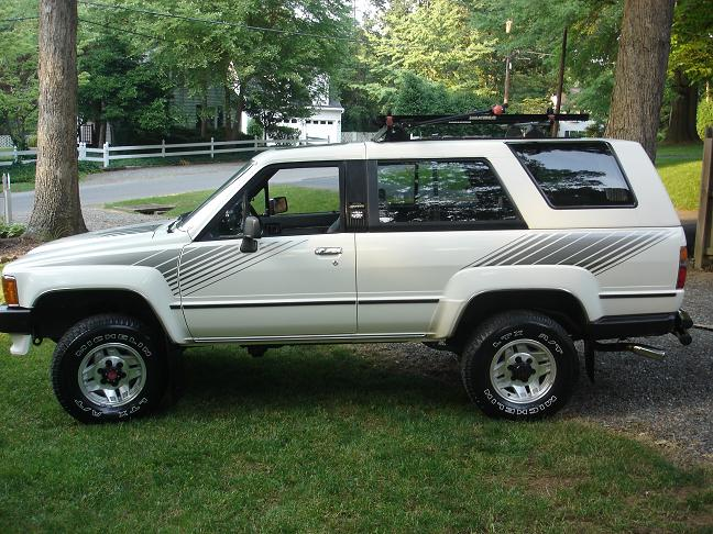 1987 4runner Turbo Manual Tranny That S Right Toyota