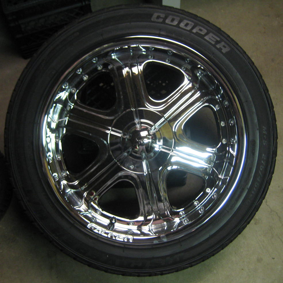 20 Inch Falken Wheels And Tires For Sale Toyota 4runner