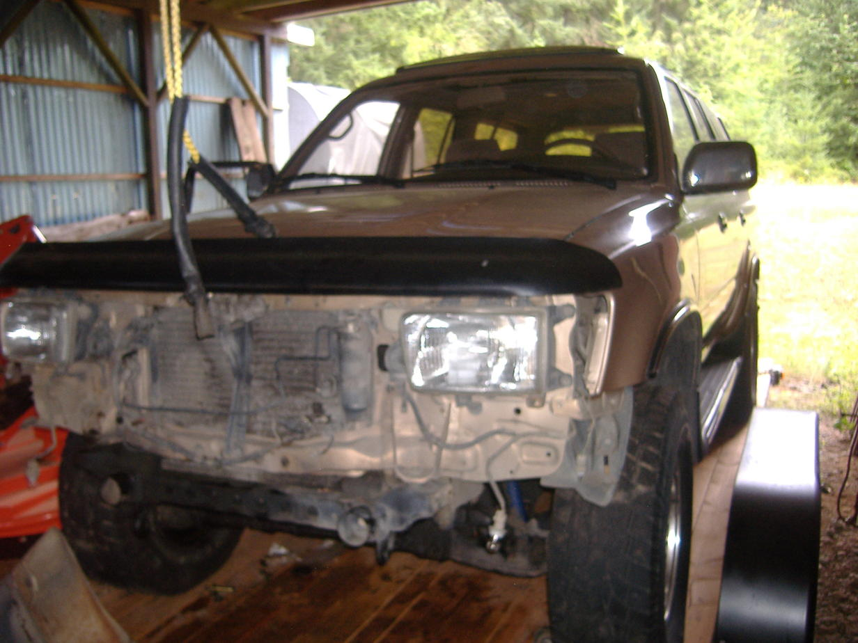 Parting Out 1995 4runner Toyota 4runner Forum Largest