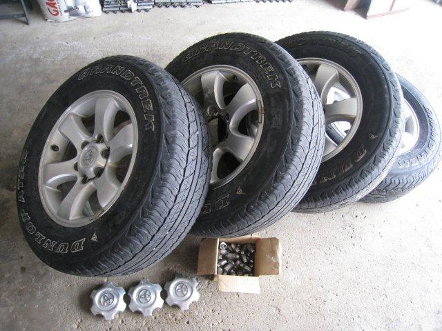 Nitto Terra Grappler NTGAT Tires - $154.95
