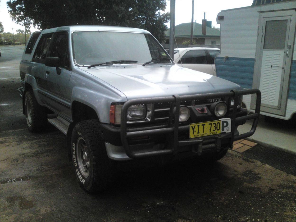 Selling 1988 4Runner SR5-car-jpg