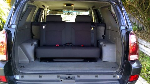 Little Passenger Seats >> Fs 3rd Row Little Passenger Seat Toyota 4runner Forum Largest