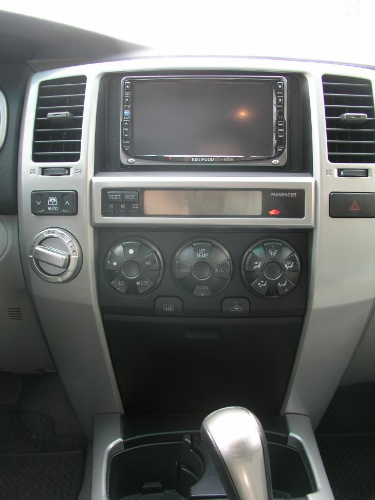 D Kenwood Ddx Dash Lcd Tv Dvd Mp Toyota Runner on 2004 Toyota 4runner Limited