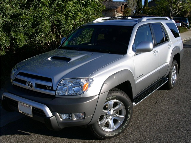 2003 Toyota 4runner Sport V8 Silver For Sale Toyota 4runner Forum