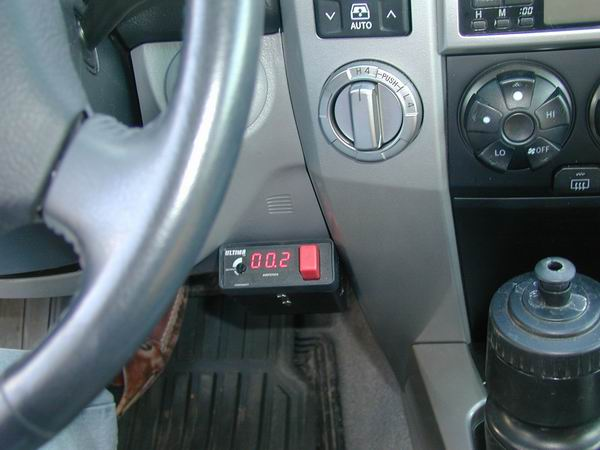 Best Place To Install A Brake Controller  - Toyota 4runner Forum