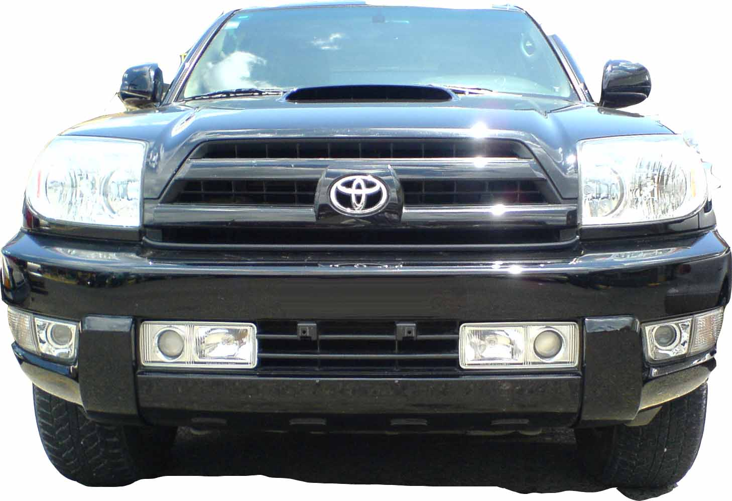 Oemlooking Auxiliary Light Toyota 4runner Largest. Attached Piaa 1095 Kb. Toyota. Toyota 4runner Bumper Guard Diagram At Scoala.co
