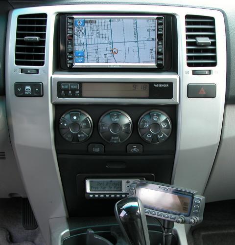 2006 Toyota 4runner Dash: 6 2