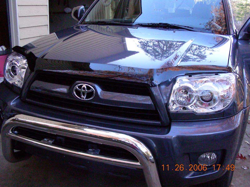 06 Bug Shield Page 5 Toyota 4runner Forum Largest