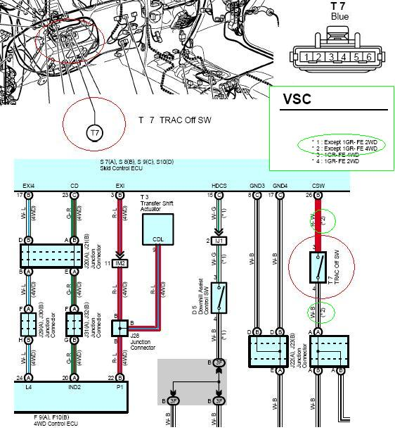 Mystery Connectors on my 4th gen 4runner-traction-off-switch-diagram-1-jpg