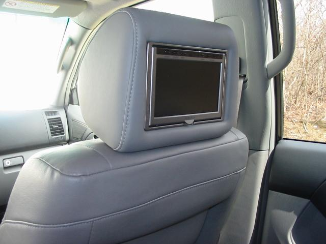 my new navy and headrest tv arrived toyota 4runner forum. Black Bedroom Furniture Sets. Home Design Ideas