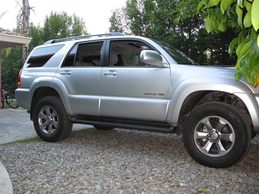 "18"" wheels/tires on 4th gen - Let's talk! - Toyota 4Runner ..."