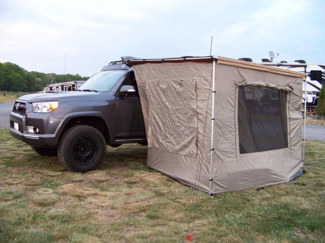 Arb Awning Rooms Mosquito Nets Toyota 4runner Forum