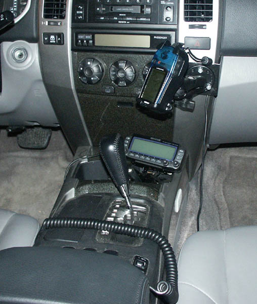 Any Ham Radio 4r Owners Out There Toyota 4runner Forum