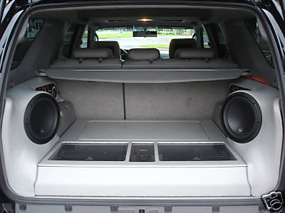 Toyota Oakland Ca 4th Gen subwoofer box. Anyone have any experience with ...