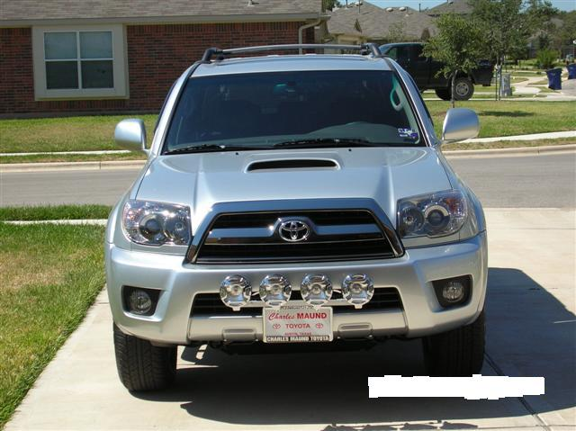 Toyota Billings Mt >> Hella 500 floating front bumper mounts...(install pics) - Page 7 - Toyota 4Runner Forum ...