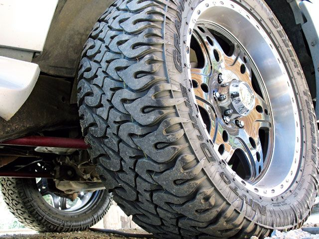 Mud Tire For 20 Inch Rim