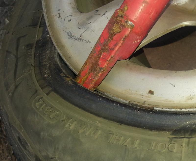 Clovis Toyota Service Advice requested from those of you who have mounted tires ...