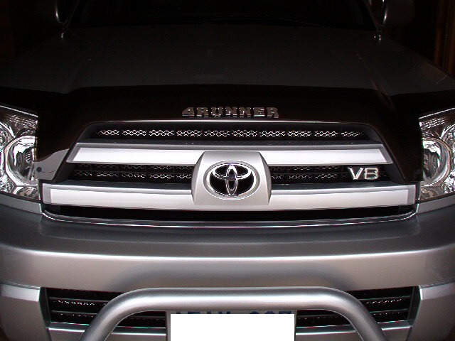 4th Gen Grill Replacements Amp Inserts Toyota 4runner