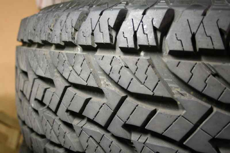 Bridgestone Revo Tires