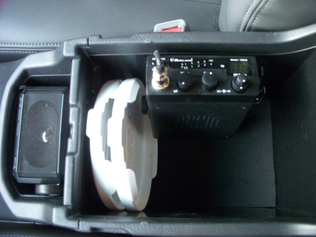 Cb Radio Install On 4th Gen Toyota 4runner Forum