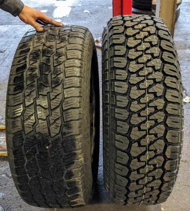 BFG KO2 vs. Terra Grappler G2 vs. Falken Wildpeak vs. Other P-Rated AT Tires-img_20191204_105732~2-jpg