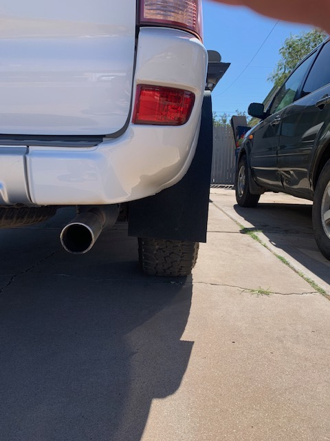 DIY Rear Bumper Trimming and gap covers/Oversized mud flaps-image0-jpg