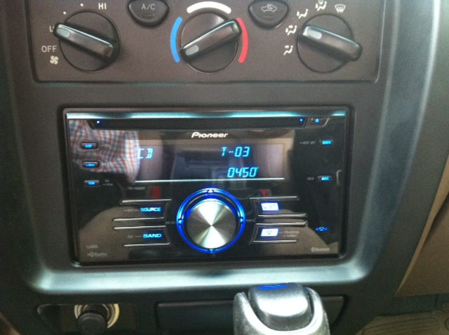 Double Din Stereo Toyota 4runner Forum Largest 4runner Forum