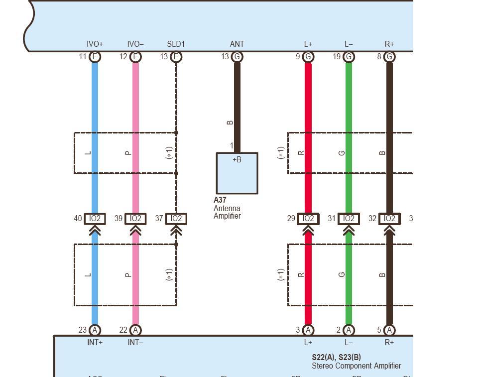 4runner factory amp wiring diagram  | 960 x 757