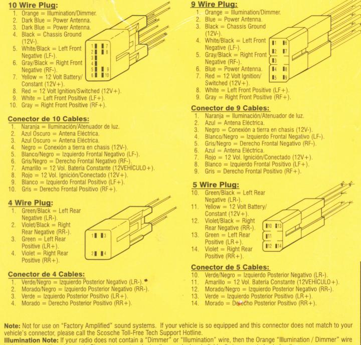 2003 4runner speaker wiring diagram wiring diagrams. Black Bedroom Furniture Sets. Home Design Ideas