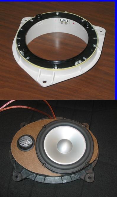 List of drop-in replacement speakers (4th gen) - Toyota