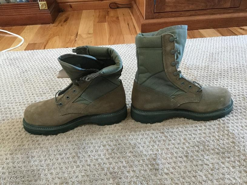 Air Force Issued Work Boots  120- 150 - Toyota 4Runner Forum ... c028dd6498b2