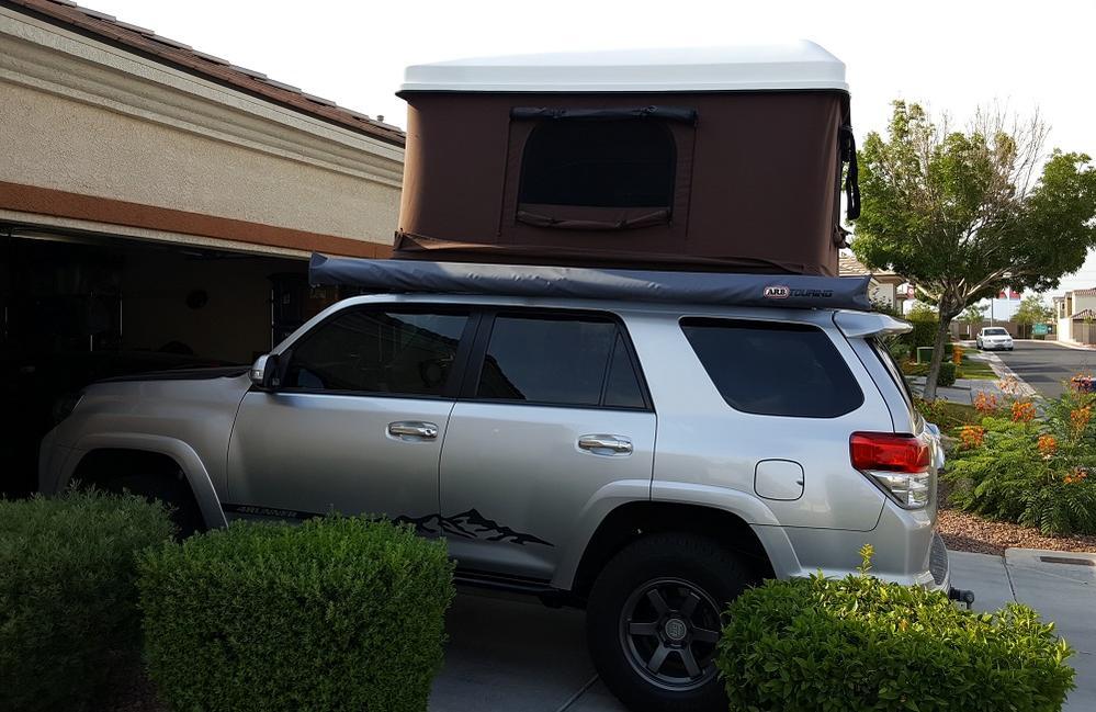 Toyota Wilmington Nc >> FS: iKamper Hardtop Rooftop tent (Las Vegas) - Toyota 4Runner Forum - Largest 4Runner Forum