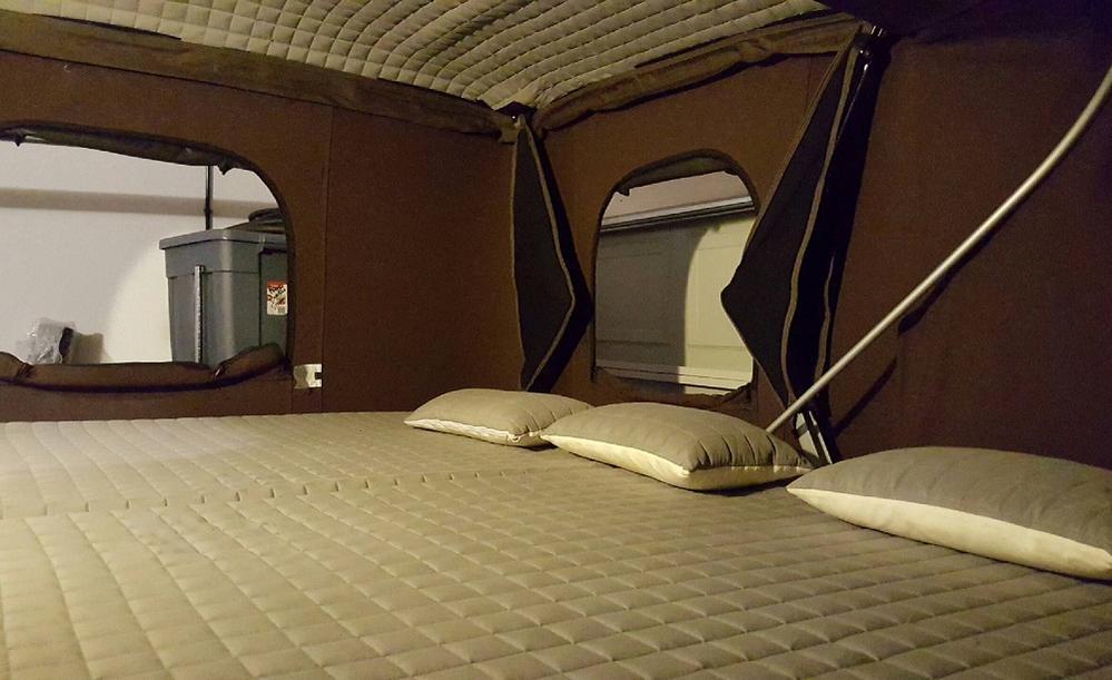 Fs Ikamper Hardtop Rooftop Tent Las Vegas Toyota