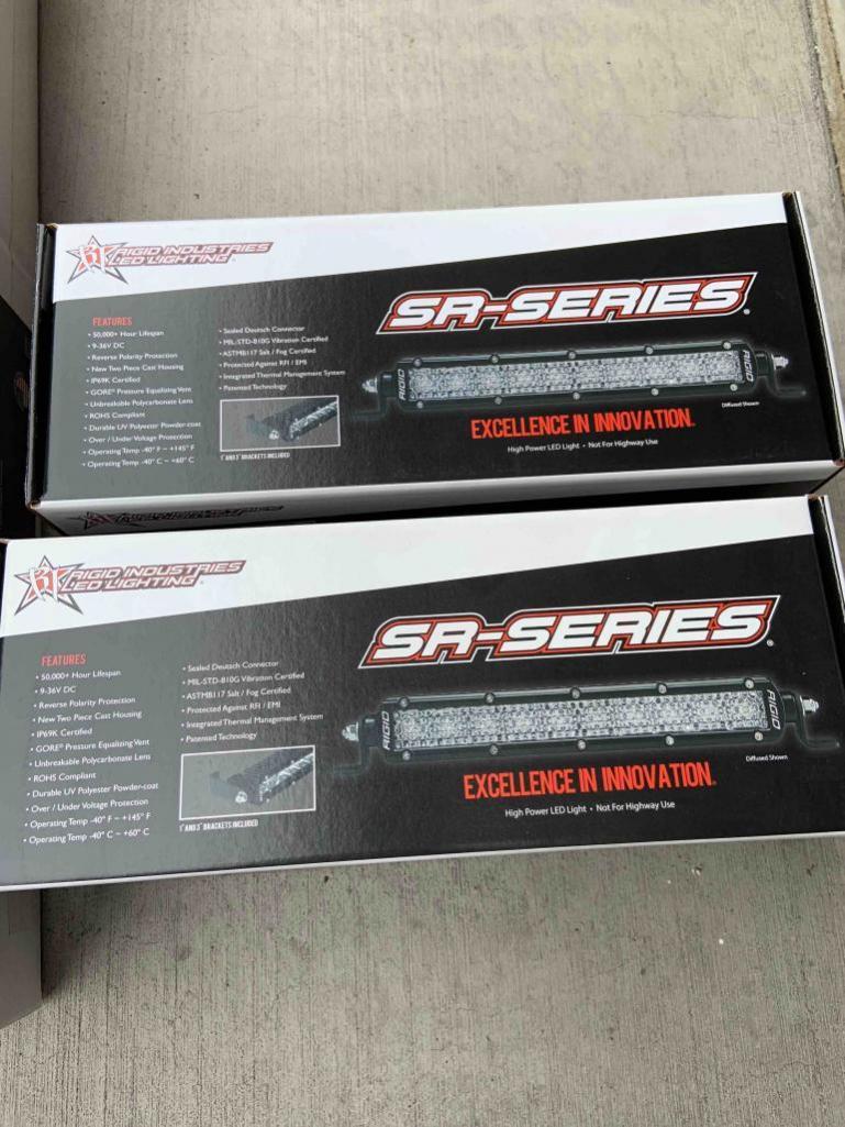 "FS New Two (2) Rigid Industries 6"" SR-Series LED light bars, 0 Los Angeles, CA-6-light-bar-1-jpg"