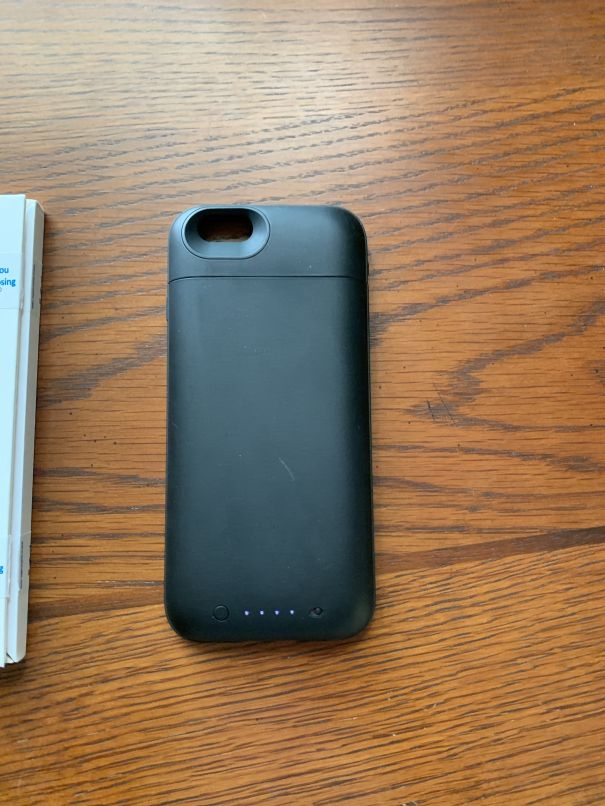 iPhone 6/6S Mophie battery case & screen protector  KY-img_0759-jpg