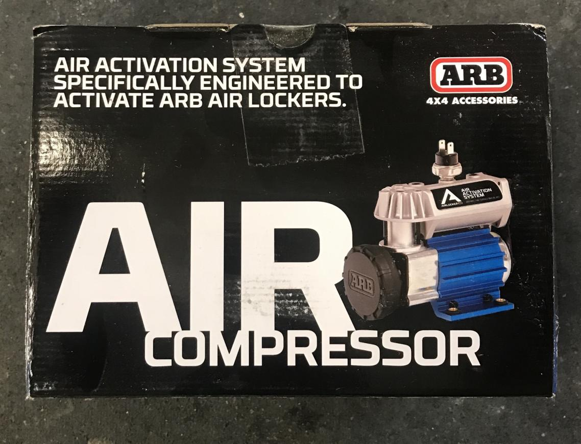 FS: ARB CKSA12 Air Locker Basic Air Compressor Nor Cal-664c3653-c31a-428b-a2f0-1bcb365d4d13-jpg