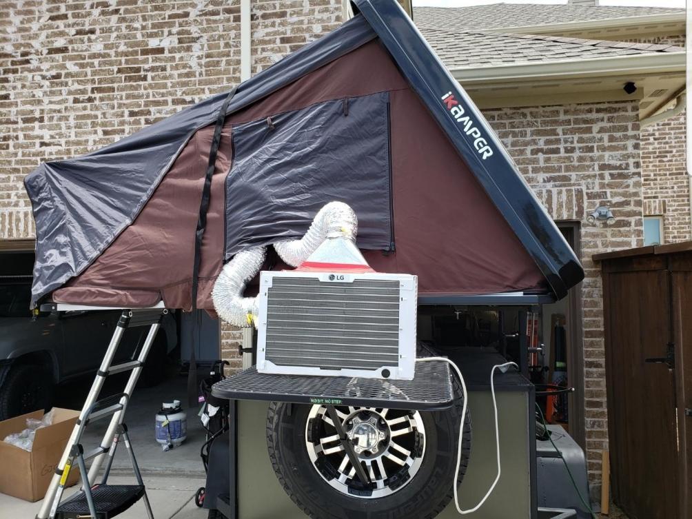 FS: Overland/Camping Trailer with iKamper Skycamp RTT, North Dallas, Texas - 00-rtt6-jpg