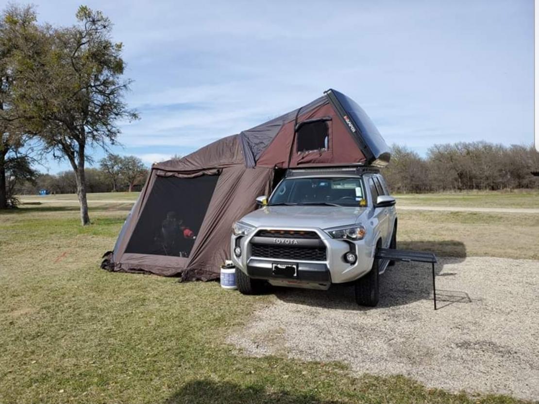 FS: Overland/Camping Trailer with iKamper Skycamp RTT, North Dallas, Texas - 00-rtt1-jpg