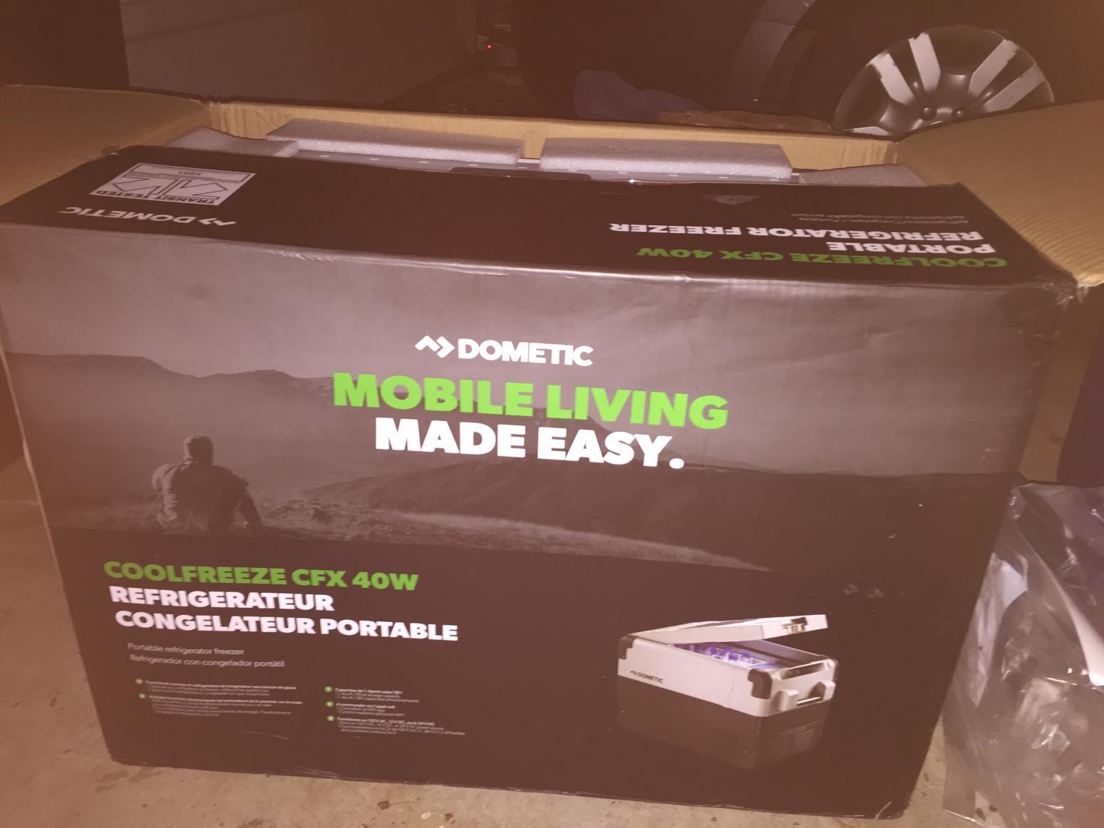 SOLD. FS: Brand New Dometic CFX 40W SOLD. Atlanta, GA. SOLD-img_5541-jpg