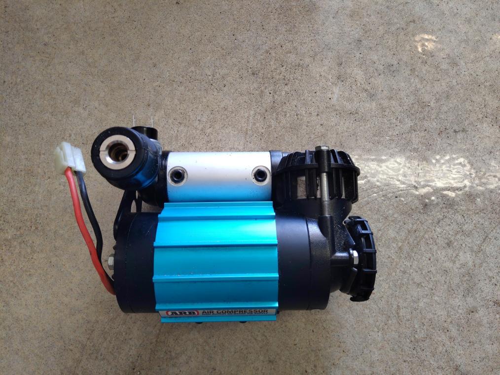 FS: ARB CKMA12 On-board Air Compressor - 0-img_20200524_132455_50-jpg