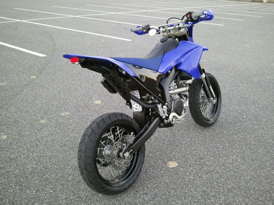 My Bike! 2008 WR250X - Toyota 4Runner Forum - Largest 4Runner Forum