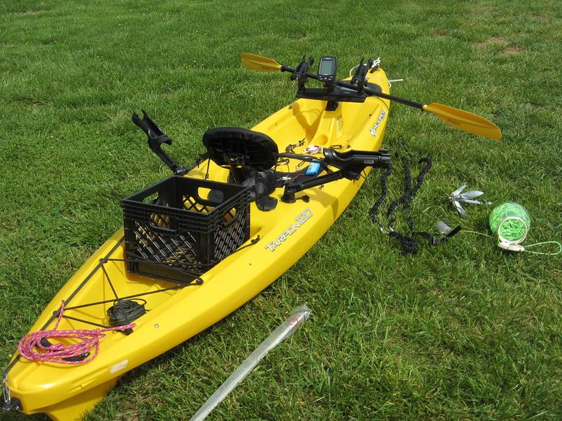 Wilderness Systems Tarpon 120 Fishing Kayak Toyota