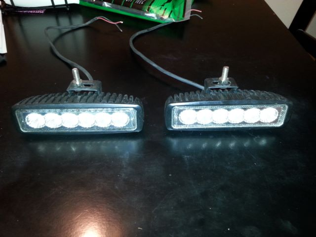 (2) 18W LED Lights  - Pocatello, ID-g2gv-jpg