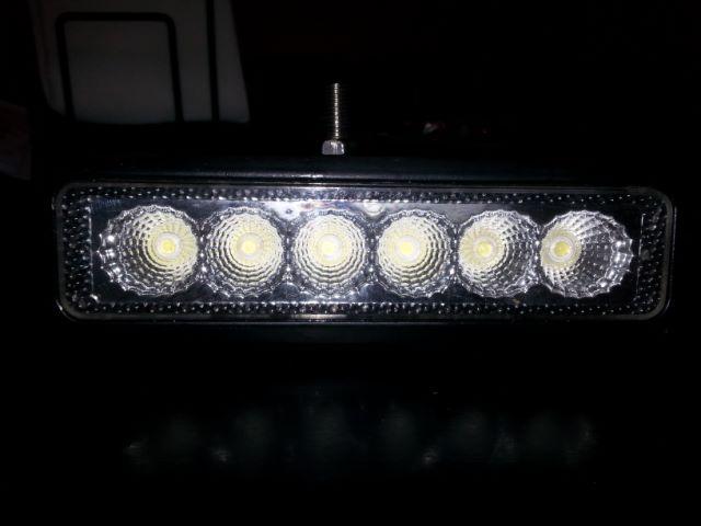 (2) 18W LED Lights  - Pocatello, ID-q8l-jpg