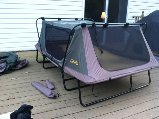 Cabelas Double Tent Cot Toyota 4runner Forum Largest