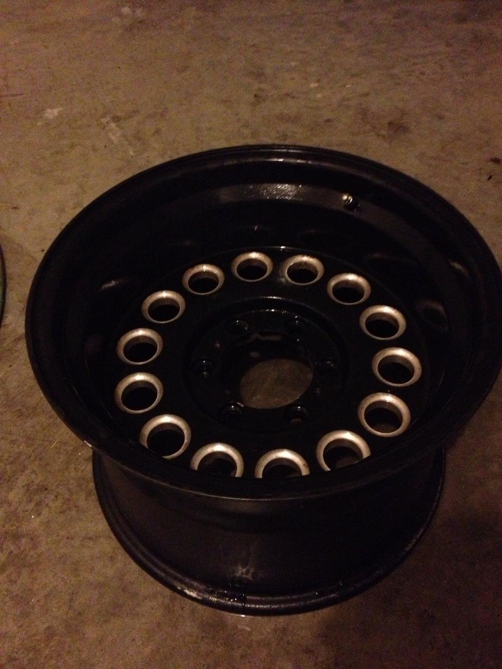 FS: Eagle Alloy 100 series black 6x5.5, $300 St. Louis, MO ...